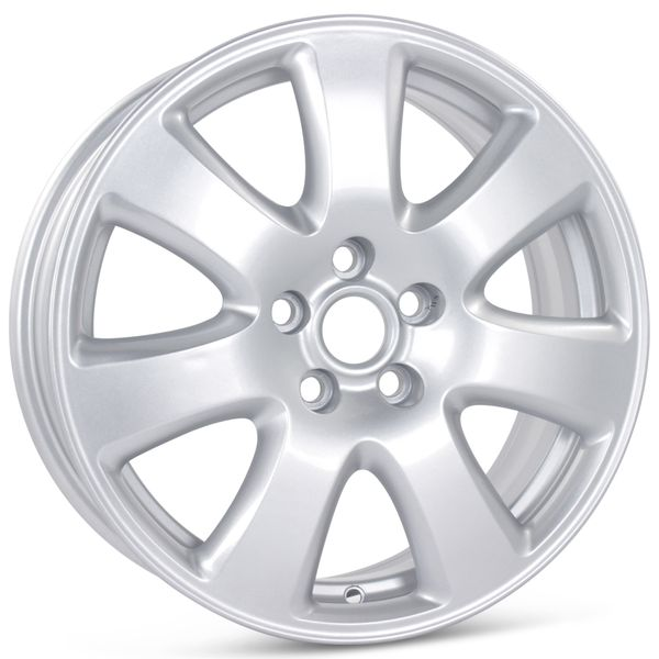 "New 17"" Replacement Wheel for Jaguar X-Type 2004 2005 2006 2007 2008 Cayman Rim 59766"