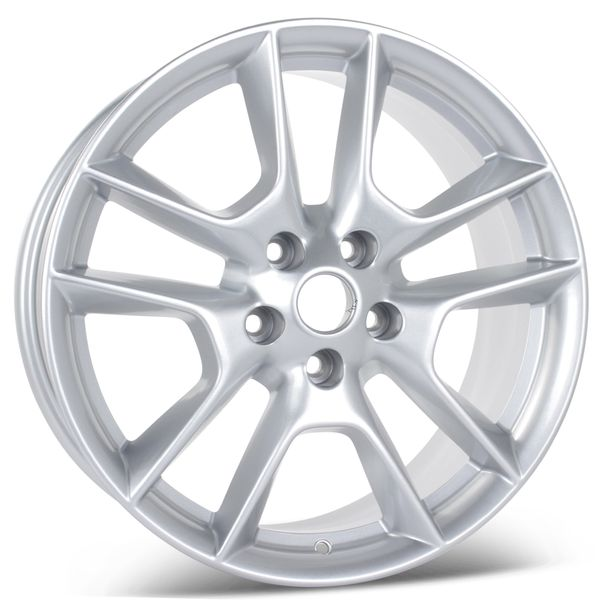 """New 18"""" x 8"""" Alloy Replacement Wheel for Nissan Maxima 2009 2010 2011 Rim 62511"""