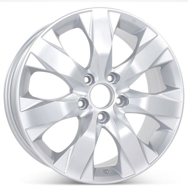 """New 17"""" Alloy Replacement Wheel for Honda Accord 2008 2009 2010 2011 Rim 63934"""