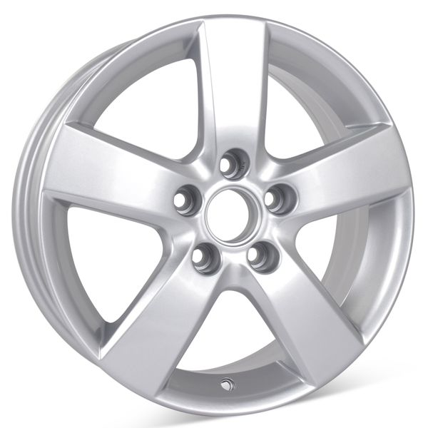 "New 16"" Alloy Replacement Wheel for Volkswagen Jetta 2008 2009 2010 VW Rim 69872"