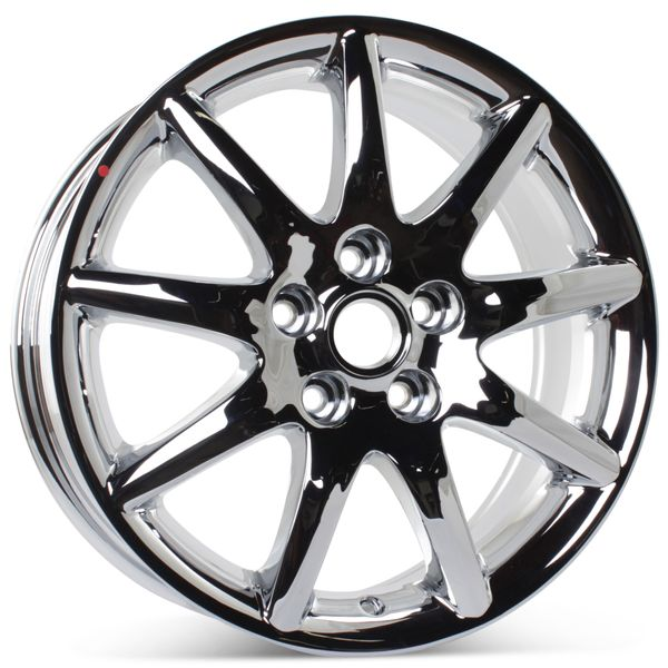"""New 17"""" x 7"""" Alloy Replacement Wheel for Buick Lucerne 2006-2008 Rim 4018"""