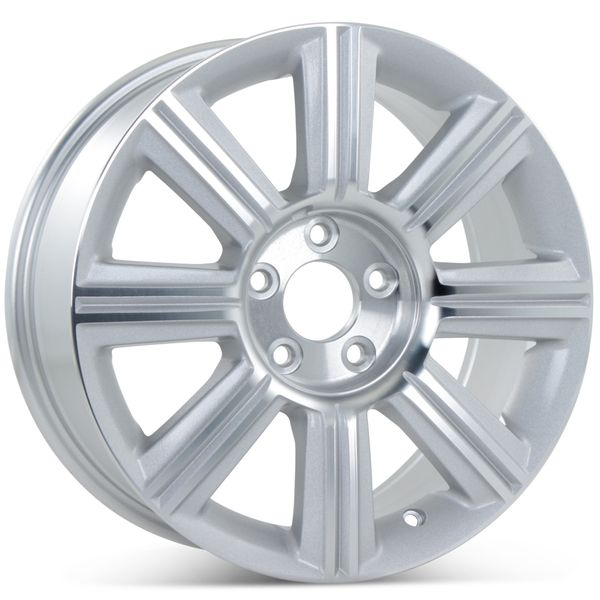 "New 17"" x 7.5"" Alloy Replacement Wheel for Lincoln MKZ 2007 2008 2009 Rim 3656"