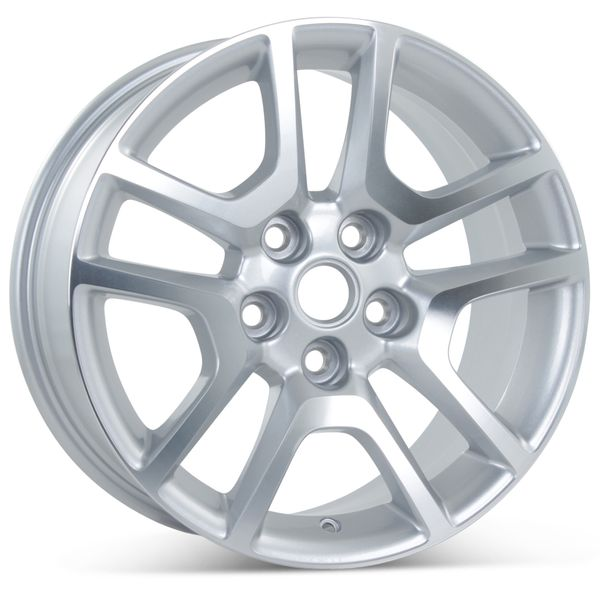 "New 17"" x 8"" Alloy Replacement Wheel for Chevrolet Malibu 2013 2014 2015 2016 Rim 5559"