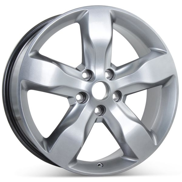 """New 20"""" x 8"""" Alloy Replacement Wheel for Jeep Grand Cherokee 2011-2013 Rim 9107"""