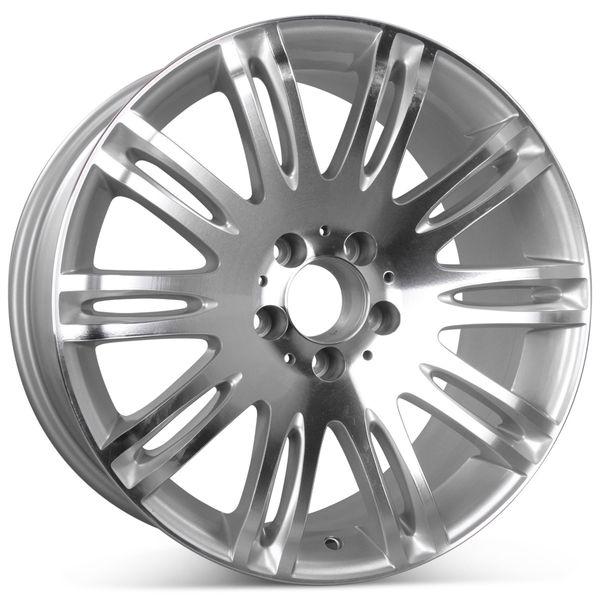 "18"" Rear Replacement Wheel for Mercedes E350 E550 2007-2009 Rim 65433 Open Box"