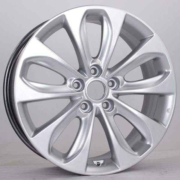 "18"" x 7.5"" Replacement Wheel for Hyundai Sonata 2011-2013 Rim 70804 Open Box"