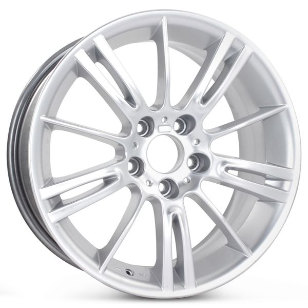 """18"""" x 8.5"""" Rear Replacement Wheel for BMW 3 Series 2006-2013 Rim 59591 Open Box"""