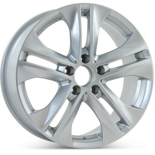 "New 17"" x 8"" Alloy Replacement Wheel for Mercedes E350 2010 Rim 85128"