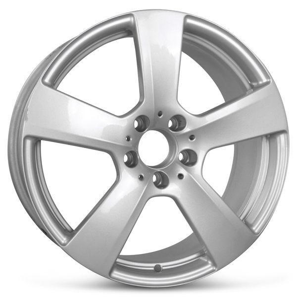 "Open Box 18"" x 8.5""  Factory Wheel for Mercedes E350 E550 2010-2011 Rim"