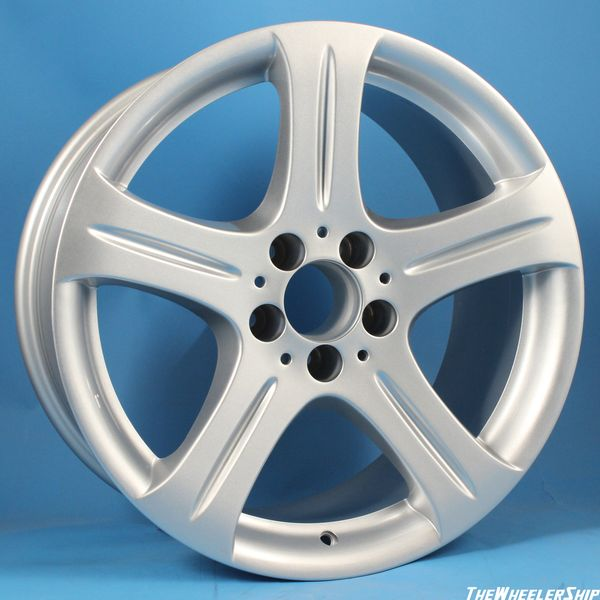 """18"""" x 9.5"""" Replacement Wheel for Mercedes CLS500 CLS550 2006-2007 Rim 65372 Open Box"""