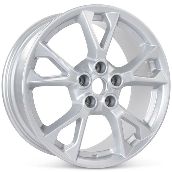 """18"""" x 8"""" Alloy Replacement Wheel for Nissan Maxima 2012-2014 Rim 62582 Open Box"""