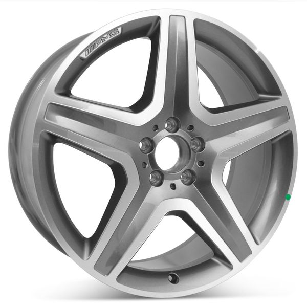 "Brand New AMG 20"" x 9"" Mercedes GLE350 GLE400 GLE550 Factory OEM Wheel Rim 85551"
