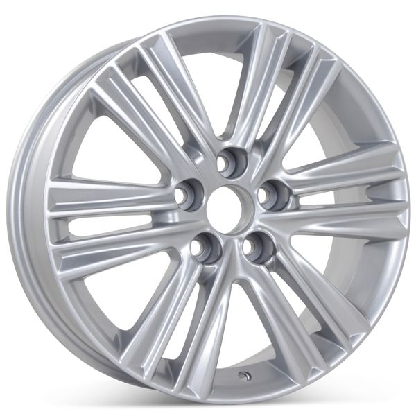 "New 17"" x 7"" Alloy Replacement Wheel for Lexus ES ES350 2013 2014 2015 Rim 74276"