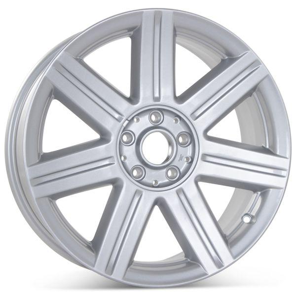 """New 18"""" x 7.5"""" Alloy Front Wheel for Chrysler Crossfire 2004 2005 2006 2007 2008 Rim 2229"""