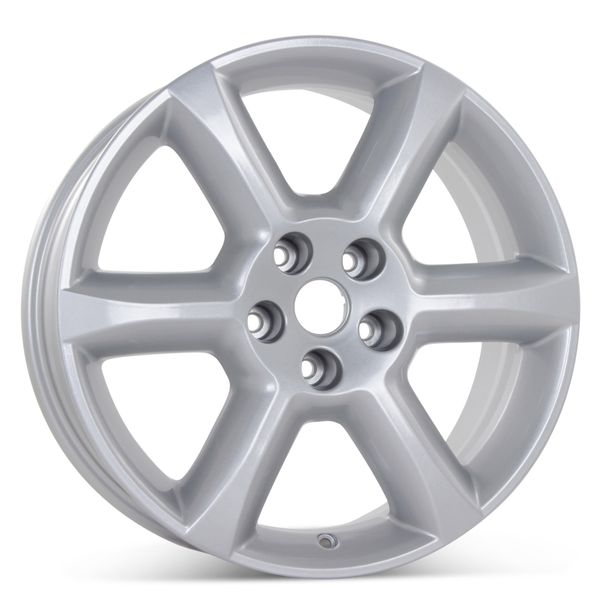 """New 18"""" x 7.5"""" Alloy Replacement Wheel for Nissan Maxima 2003 2004 2005 2006 Rim 62424"""