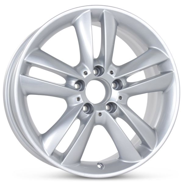 "New 17"" x 7.5"" Alloy Replacement Front Wheel for Mercedes CLK350 2006 2007 2008 2009 Rim 65388"