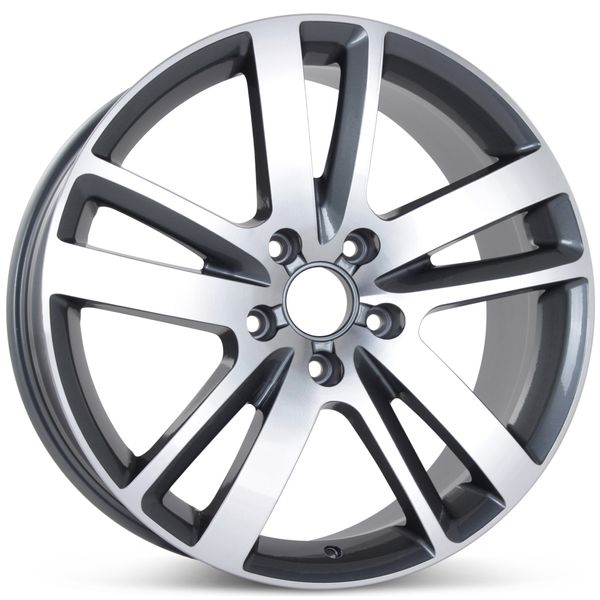 """New 20"""" x 9"""" Alloy Replacement Wheel for Audi Q7 2010 2011 2012 2013 2014 2015 Rim 58862"""