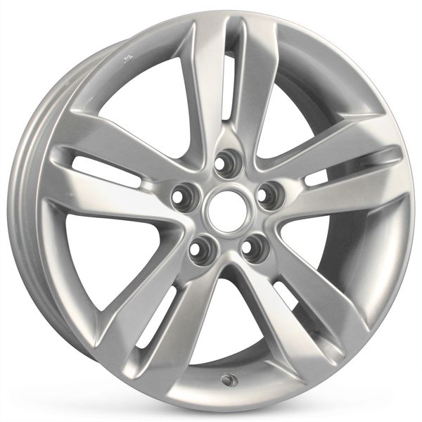 "17"" x 7.5"" Replacement Wheel for Nissan Altima 2010-2013 Rim 62552 Open Box"