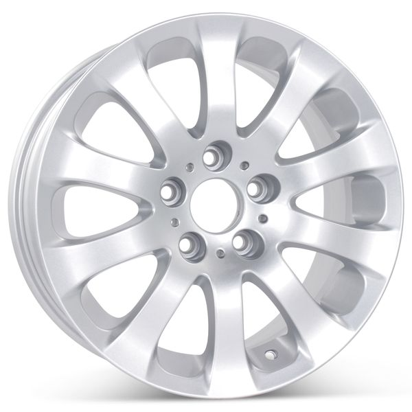 """17"""" x 8"""" Replacement Wheel for BMW 3 Series 2006-2013 Rim 59582 Open Box"""