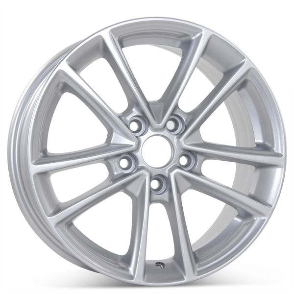 """New 16"""" x 7"""" Replacement Wheel for Ford Focus 2015 2016 2017 Rim 10010"""