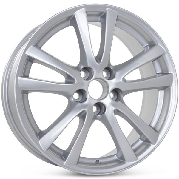 """New 18"""" x 8.5"""" Rear Replacement Wheel for Lexus RWD IS250 IS350 2006 2007 2008 Rim 74214"""