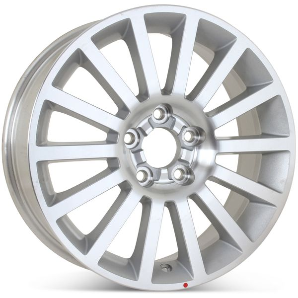 "17"" x 7"" Alloy Replacement Wheel for Mercury Milan 2006 2007 2008 2009 Rim 3632 Open Box"