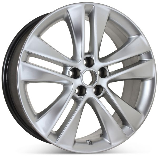 "18"" x 7.5"" Wheel for Chevrolet Cruze 2011 2012 2013 2014 2015 2016 Rim 5477 Open Box"