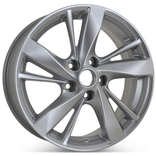 """17"""" Alloy Replacement Wheel for Nissan Altima 2013 2014 2015 Rim 62593 Open Box"""
