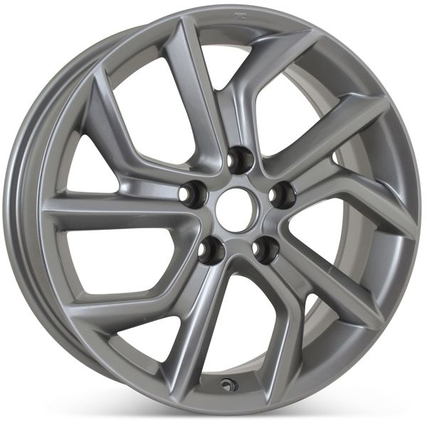 """17"""" x 6.5"""" Alloy Replacement Wheel for Nissan Sentra 2013 2014 2015 Rim 62600 Open Box"""