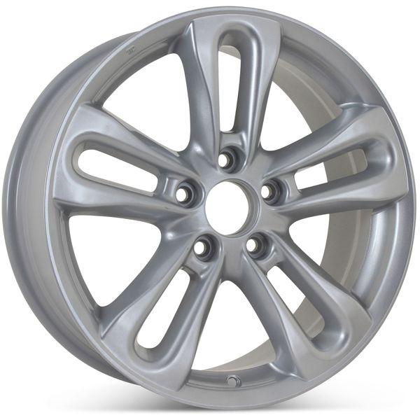 "17"" x 7"" Replacement Wheel for Honda Civic 2006 2007 2008 Rim 63901 Open Box"