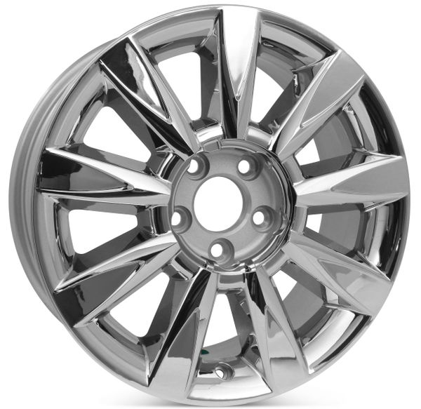 """New 17"""" x 7.5"""" Alloy Replacement Wheel for Lincoln MKZ 2010 2011 2012 Rim 3804"""