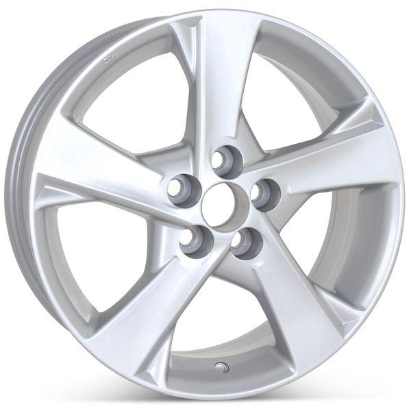 "16"" x 6.5"" Replacement Wheel for Toyota Corolla  2011 2012 2013 Rim 69590 Open Box"