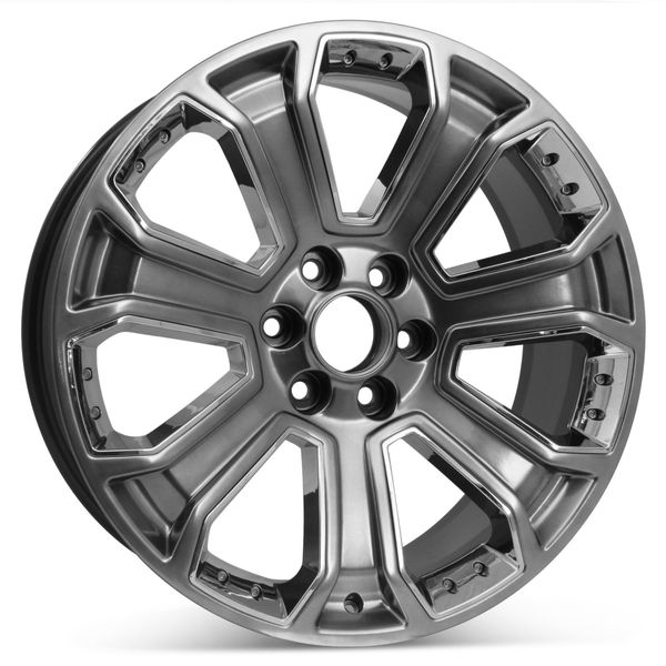 New 22 x 9 Wheel for Chevrolet GMC Tahoe Suburban Silverado Sierra 2014-2020 Rim