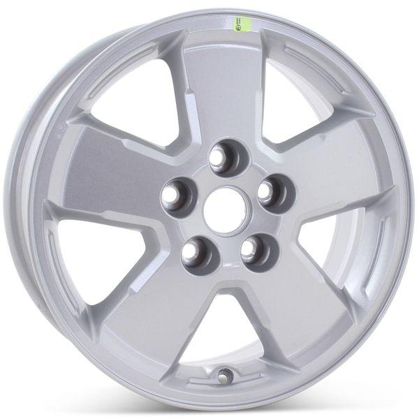 "Brand New 16"" x 7"" Ford Escape 2008 2009 2010 2011 2012 Factory OEM Wheel Silver Rim 3678"