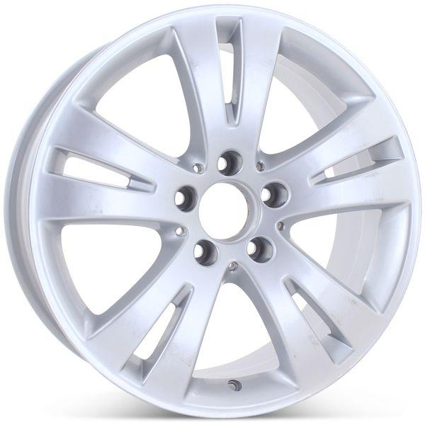 "17"" x 7.5"" Alloy Replacement Wheel for Mercedes C300 C350 2008 2009 2010 2011 Rim 65524 Open Box"