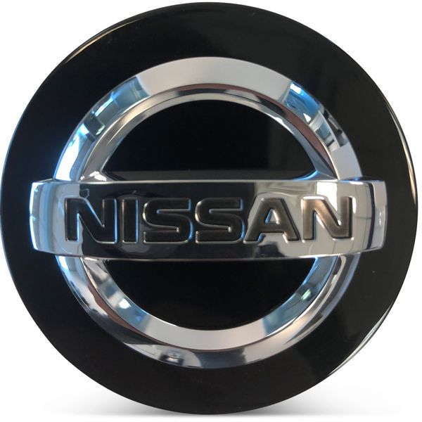 OE Genuine Nissan Black Center Cap CAP7448