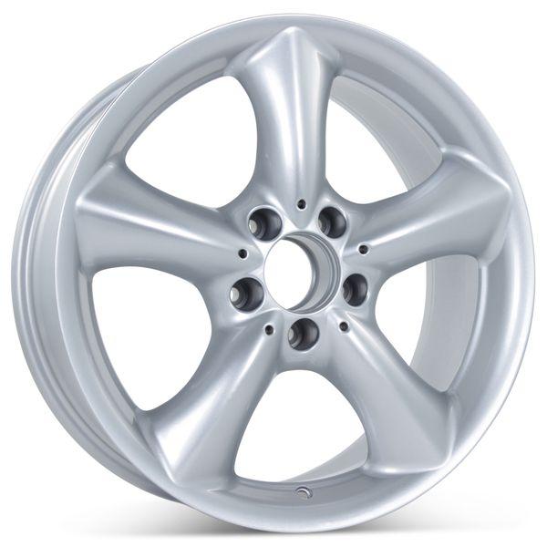 "New 17"" x 8.5"" Rear Wheel for Mercedes 2003-2006 C230 C320 C350 CLK320 Rim 65289"