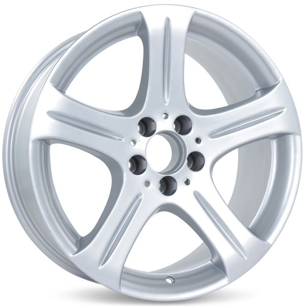 "18"" x 9.5"" Replacement Wheel for 2006-2007 Mercedes CLS500 & CLS550 Rim 65372"