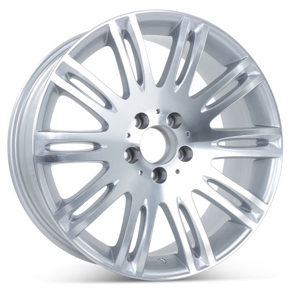"New 18"" x 9"" Rear Replacement Wheel for Mercedes E350 E550 2007-2009 Rim 65433"
