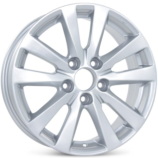"New 16"" x 6.5"" Replacement Wheel for Honda Civic 2012 Rim 64024"