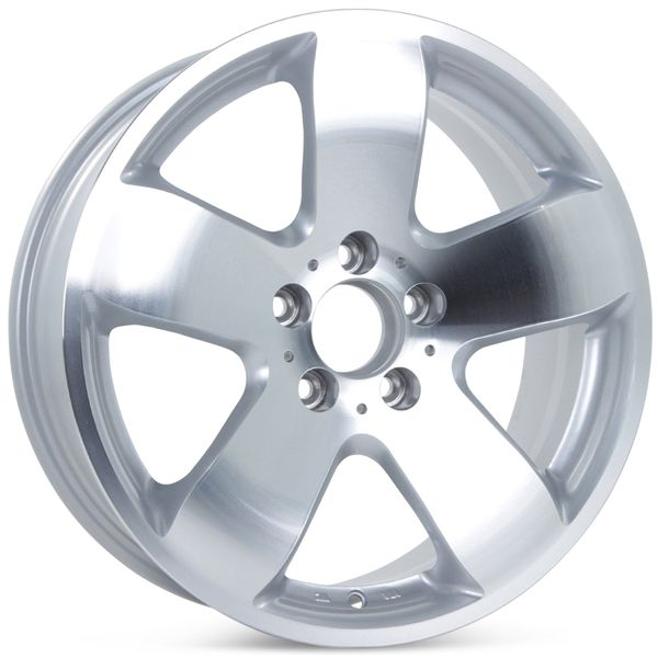 """New 17"""" x 8""""  Alloy Replacement Wheel for Mercedes E320 E500 E550 2003 2004 2005 Rim 65296"""