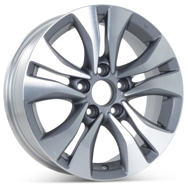 "16"" x 7"" Replacement Wheel for Honda Accord 2013 2014 2015 Rim 64046 Open Box"