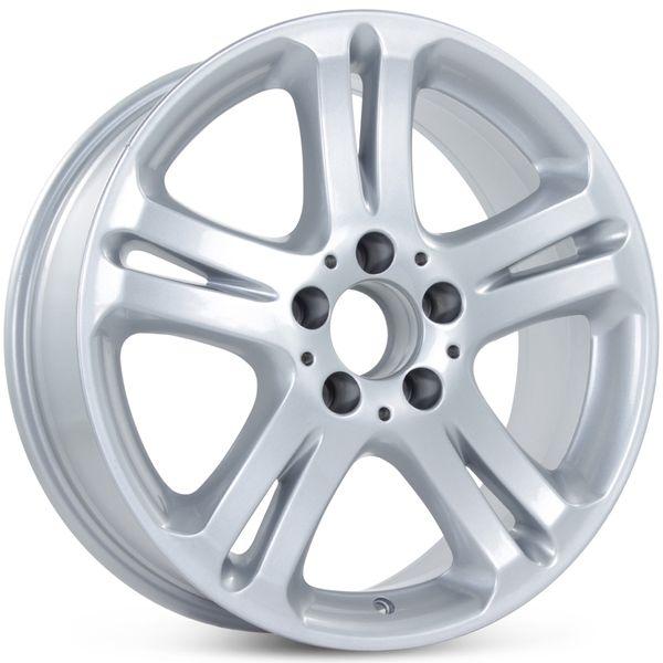 """17"""" x 8"""" Replacement Wheel for Mercedes E350 E500 2004 2005 2006 Rim 65332 Open Box"""