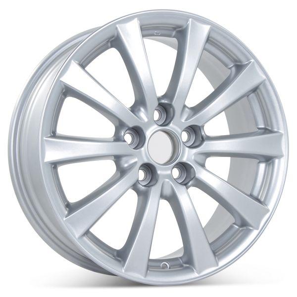 "17"" x 8"" Replacement Wheel for Lexus IS250 IS350 2006-2008 Rim 74188 Open Box"