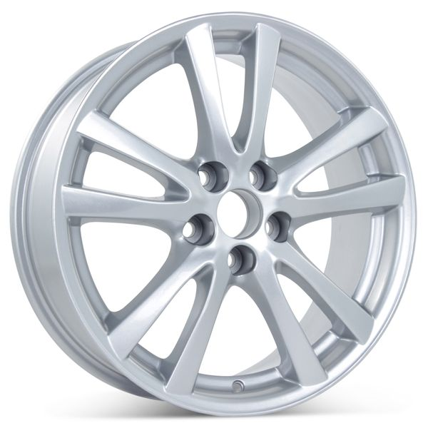 """18"""" x 8.5"""" Rear Replacement Wheel for Lexus IS250 IS350 2006 2007 2008 Rim 74214 Open Box"""