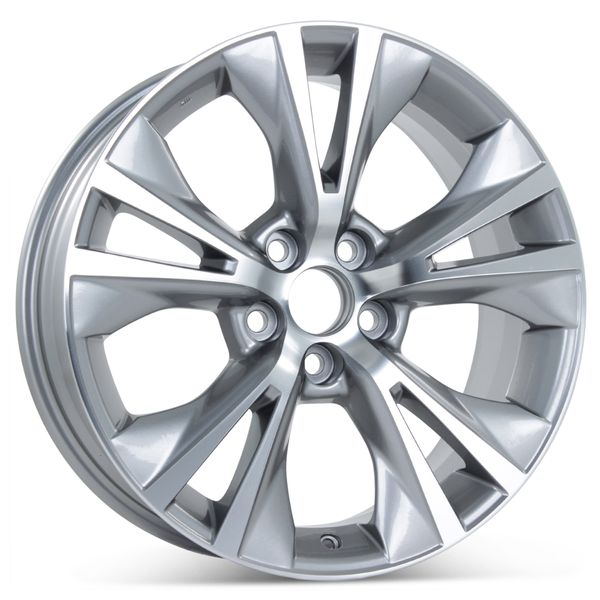 """New 18""""  Replacement Wheel for Toyota Highlander 2014 2015 2016 2017 2018 2019 Rim 75162"""