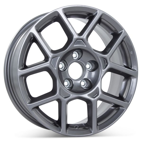 """New 17"""" x 8"""" Alloy Replacement Wheel for Acura TL Type S 2007 2008 Rim 71763"""