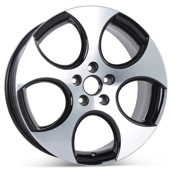 "New 18"" Wheel for Volkswagen GTI Golf Jetta 2005 2006 2007 2008 2009 2010 2011 2012 2013 Rim 69822"