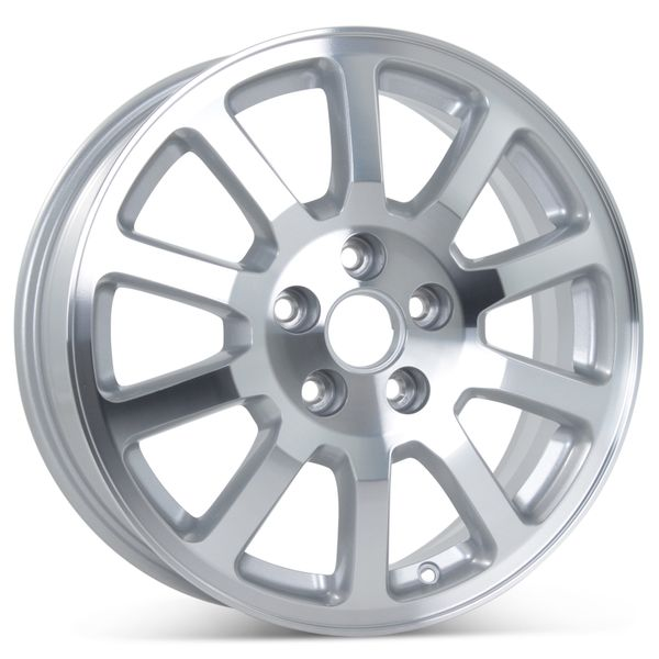 """New 17"""" x 6.5"""" Alloy Replacement Wheel for Buick Rendezvous 2005 2006 2007 Rim 4063"""