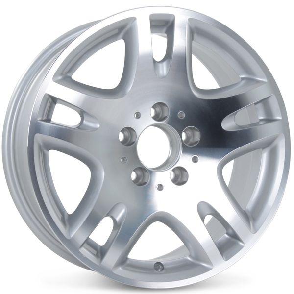 "New 16"" x 8"" Alloy Replacement Wheel for Mercedes E320 E350 2003-2006 Rim 65295"